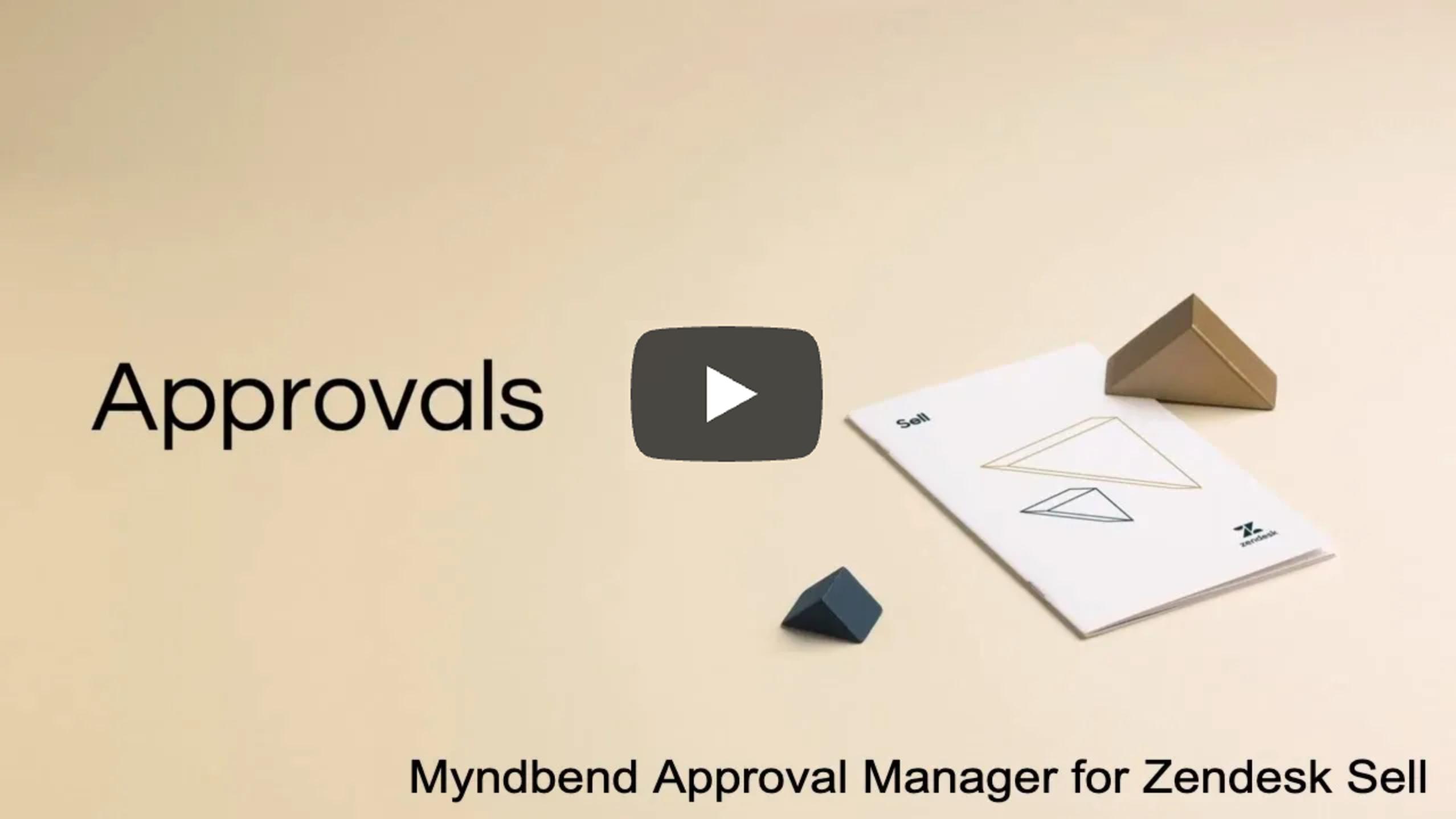 Myndbend Approval Manager